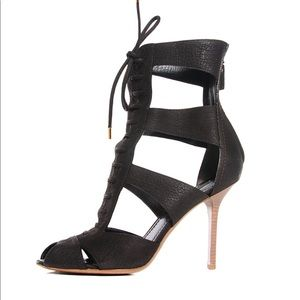 LV Brown Buffalo Cortu Sandals